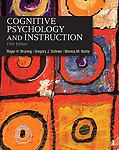 Cognitive Psychology and Instruction by Roger Bruning, Monica Norby and Gregory Schraw (2010, Paperback) Image